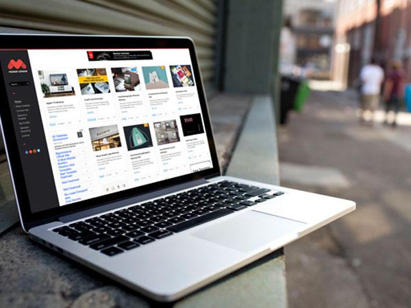 外贸网站建设WordPress模板
